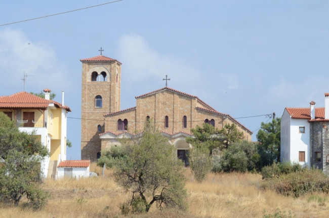Orthodox Church in Neighborhood