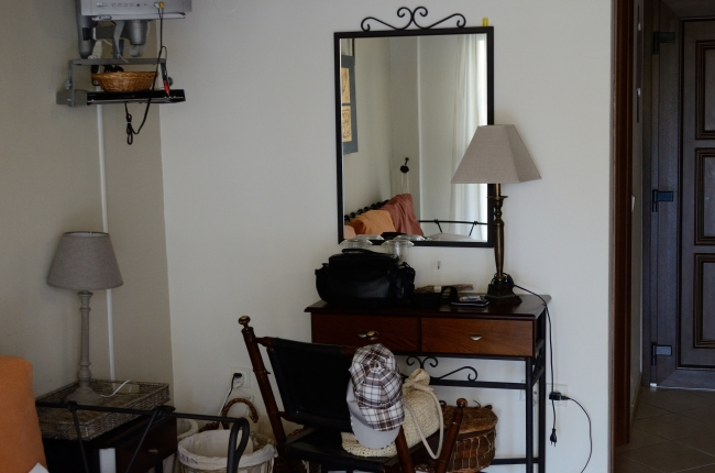 Room with Various Types of Furniture