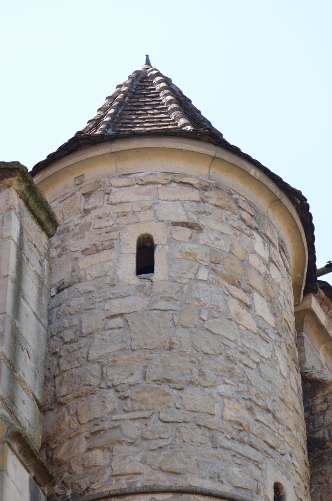 Castle Tower in the Daylight