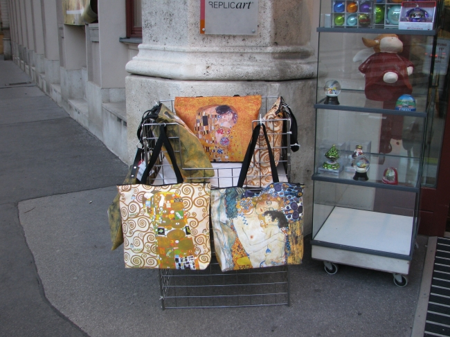 Fashion Handbags and Boutique Shop-Window