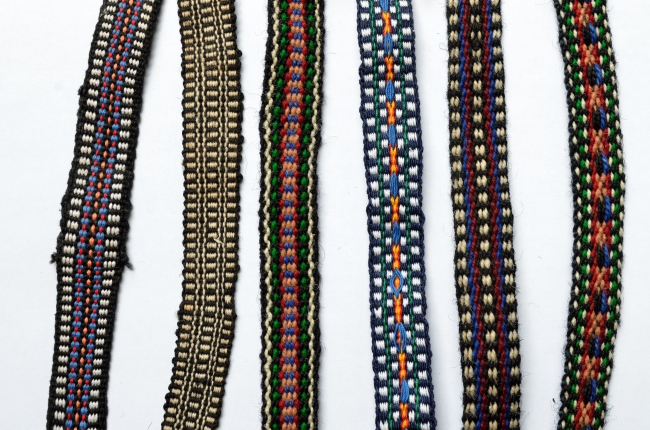 Bracelets on Table