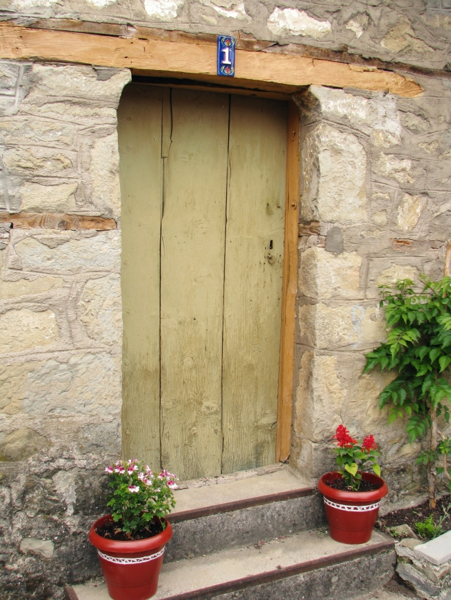 Old Entrance to a House in Metsovo