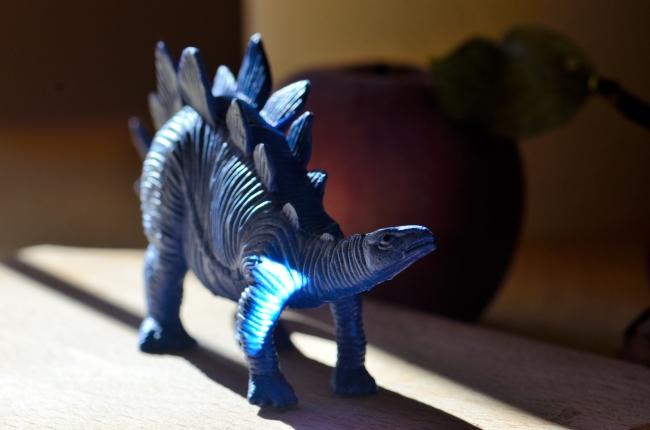 Plastic Dinosaur Fantasy