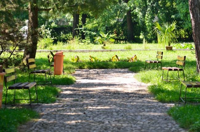 Public Garden Alley